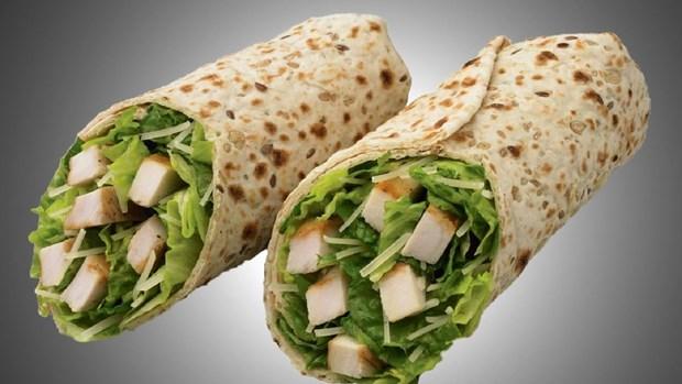 My thu hoi khan cap salad, goi cuon nhiem ky sinh trung tren ca nuoc hinh anh 1
