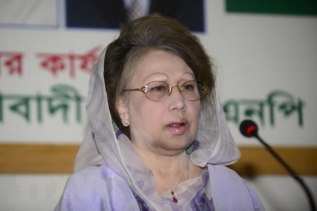 Cuu Thu tuong Bangladesh Zia duoc phep bao lanh tai ngoai 6 thang hinh anh 1