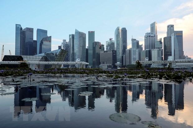 Singapore nghi ngo chinh phu nuoc ngoai dung sau vu tan cong mang hinh anh 1