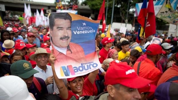 Venezuela bat giu tuong quan doi lien quan toi vu am sat tong thong hinh anh 1