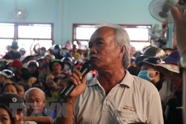 Quang Ngai: Dong cua bai rac, di doi nha may xu ly chat thai o Duc Pho hinh anh 1