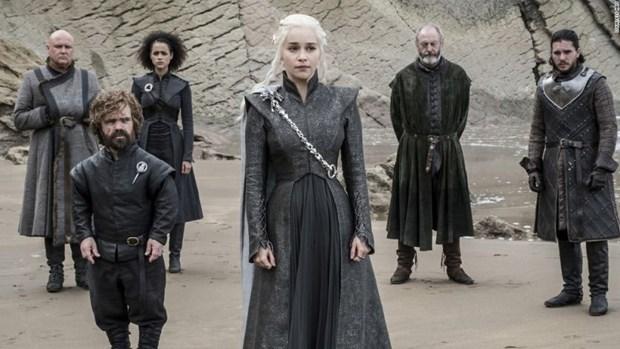 Le trao giai Emmy: 'Game of Thrones' doi dau 'The Handmaid's Tale' hinh anh 2
