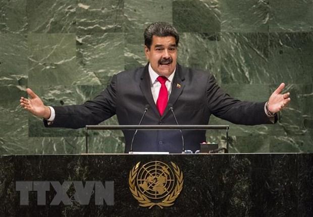 Venezuela khang dinh tung buoc on dinh va phat trien kinh te hinh anh 1