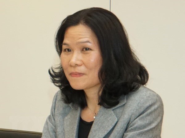Dai su Viet Nam Ngo Thi Hoa chu tri hop phien thuong ky Uy ban ASEAN hinh anh 1