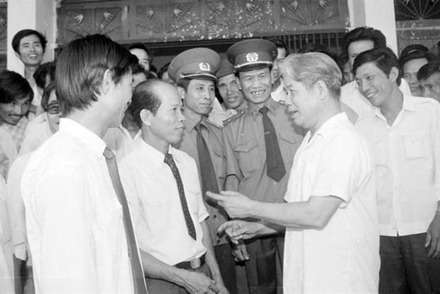 Tong Bi thu Do Muoi: Nguoi hoc tro xung dang cua Chu tich Ho Chi Minh hinh anh 2