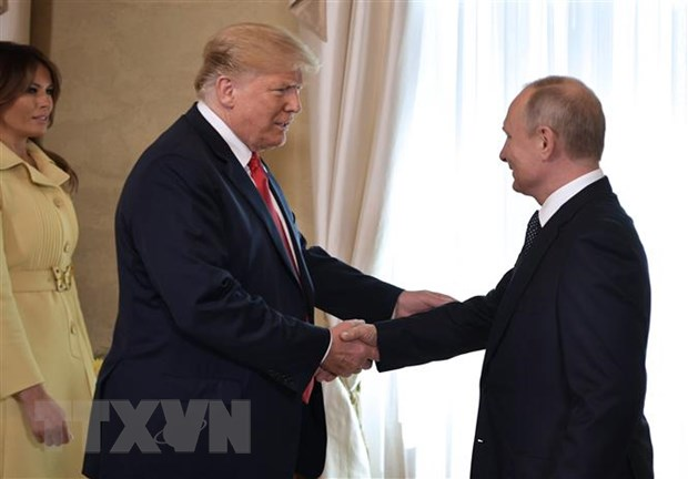 Dien Kremlin bac tin ve mot cuoc gap thuong dinh Nga - My hinh anh 1
