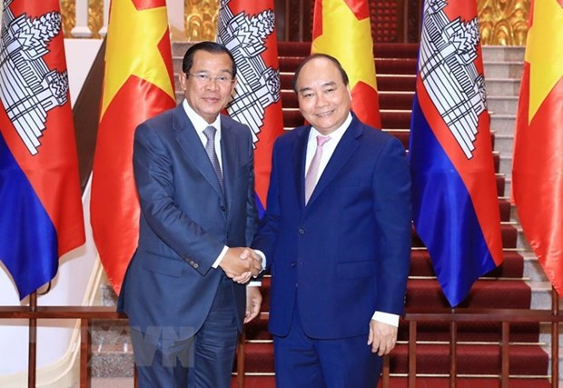 Thu tuong Campuchia chi dao sap xep cuoc song cua Viet kieu o Bien Ho hinh anh 1