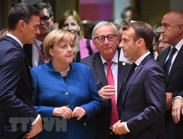 EU hoi thuc Anh hanh dong lap tuc de dat thoa thuan Brexit hinh anh 1