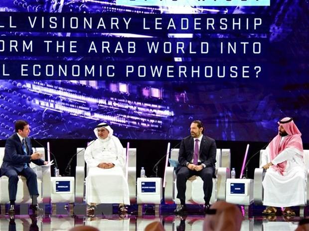 'Tam nhin 2030' lieu co dua Saudi Arabia vuot qua sa mac? hinh anh 1