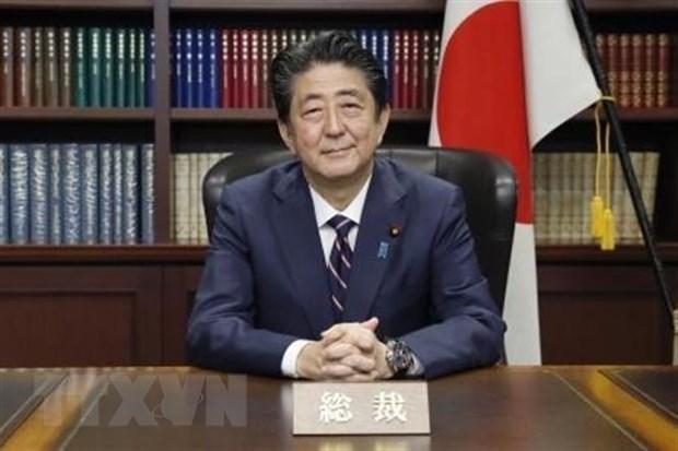 Thu tuong Nhat Ban Shinzo Abe chuan bi cong du Australia hinh anh 1