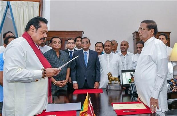 Quoc hoi Sri Lanka hon loan do kien nghi bat tin nhiem tan Thu tuong hinh anh 1