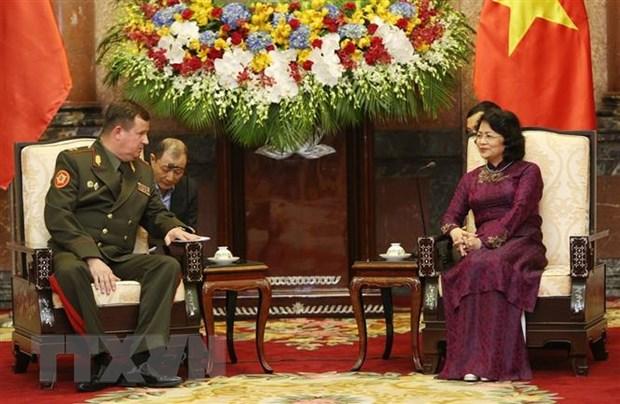 Tang cuong quan he Viet Nam-Belarus tren cac linh vuc tiem nang hinh anh 2