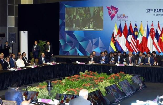 Thu truong Nguyen Quoc Dung: Hoi nghi Cap cao ASEAN 33 rat thanh cong hinh anh 3