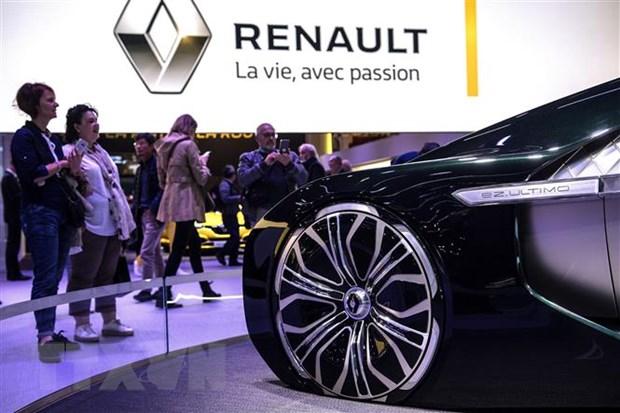 Phap khong tim thay chung cu CEO cua hang xe Renault gian lan thue hinh anh 1