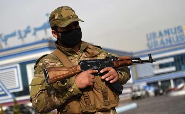 No lon tai nha tho Hoi giao o Afghanistan, gan 80 nguoi thuong vong hinh anh 1