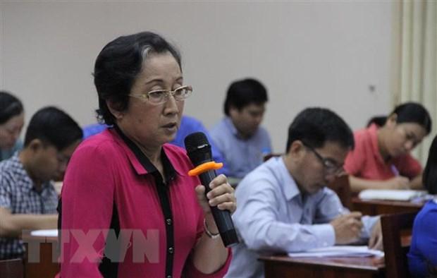TP. Ho Chi Minh trien khai phan loai chat thai ran sinh hoat tai nguon hinh anh 3