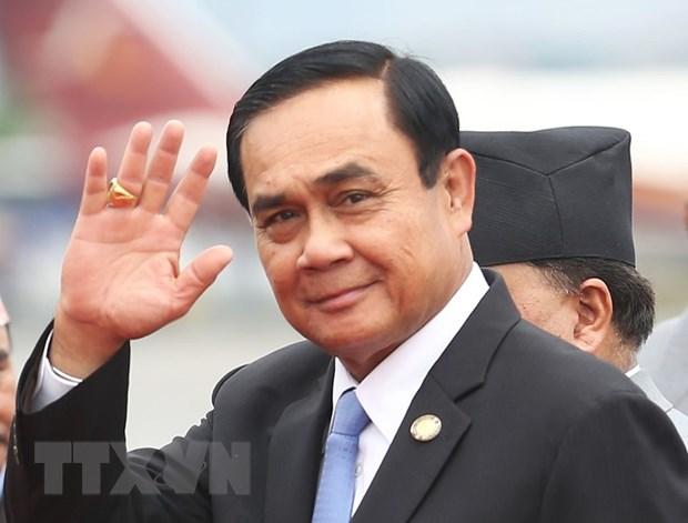 Thu tuong Thai Lan cong du Duc, thuc day quan he song phuong hinh anh 1