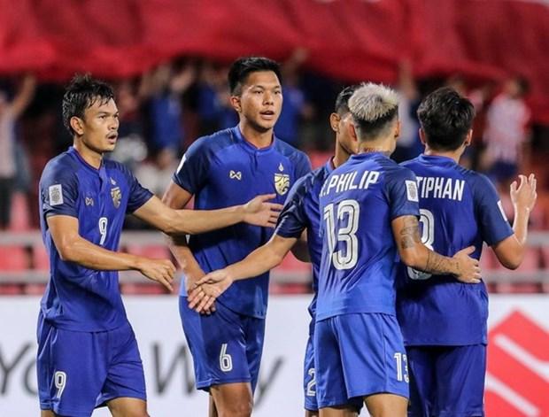 AFF Suzuki Cup 2018: Tuyen Thai Lan se nhan 600.000 USD neu vo dich hinh anh 1