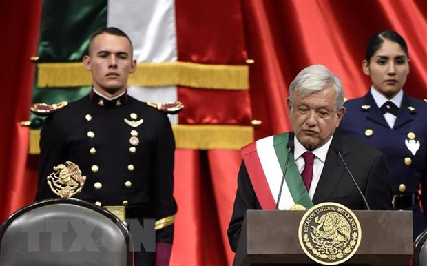 Tan tong thong Mexico va ky vong ve mot su thay doi ngoan muc hinh anh 2