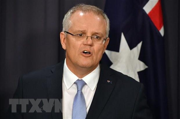Dang cam quyen Australia siet chat cac quy tac ve cach chuc chu tich hinh anh 1