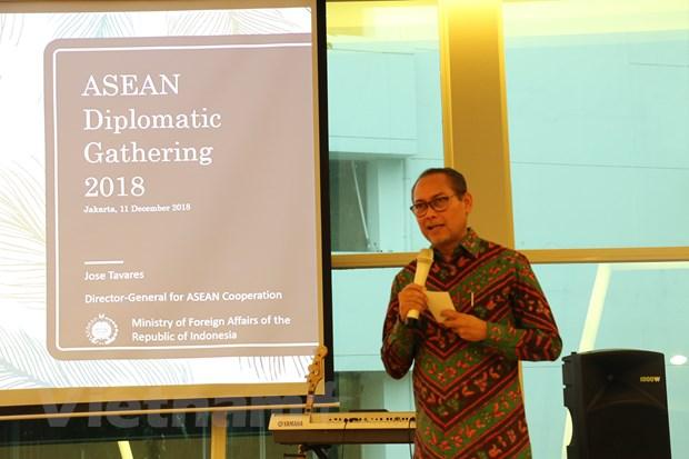 ASEAN da tro thanh mot khu vuc hoa binh va on dinh, thinh vuong hinh anh 1