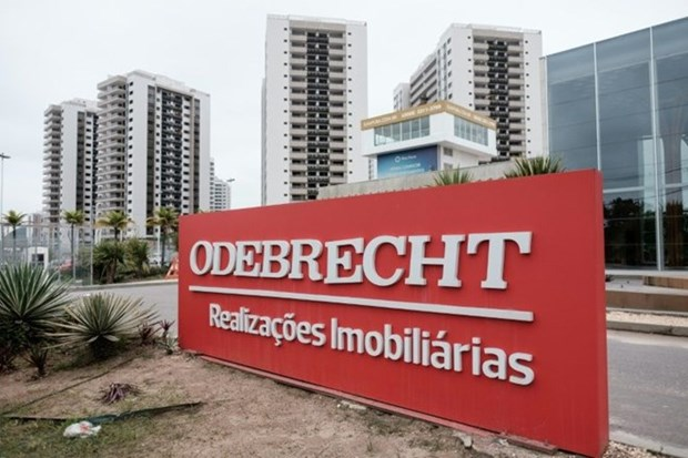 Tap doan xay dung Odebrecht bi cam hoat dong tai Colombia hinh anh 1
