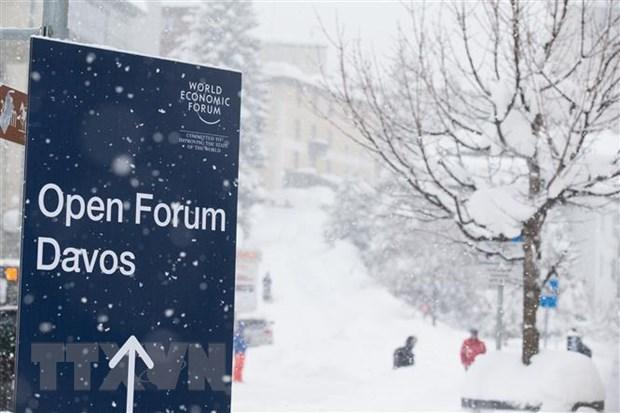 Cac doanh nhan Nga duoc phep tham du Dien dan Kinh te The gioi Davos hinh anh 1