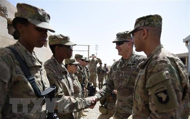 Afghanistan choang vang voi quyet dinh rut binh sy cua My hinh anh 1