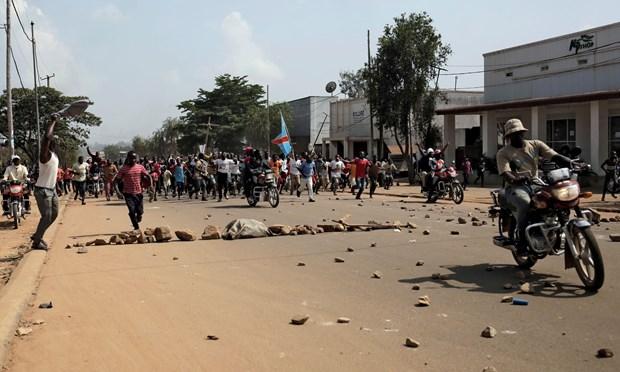 CHDC Congo: Binh linh ban chi thien giai tan dam dong bieu tinh hinh anh 1