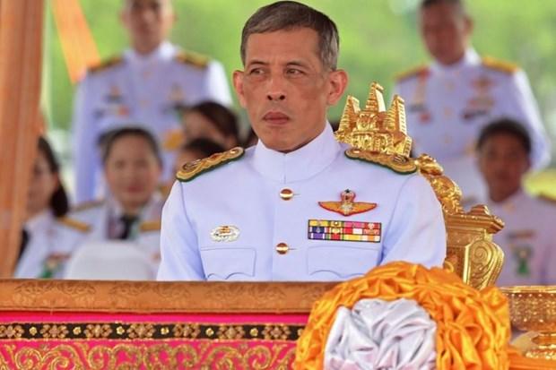 Nha vua Thai Lan Rama X chinh thuc tri vi tu ngay 4/1/2019 hinh anh 1