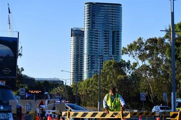 Australia: Phat hien them vet nut trong toa thap chung cu o Sydney hinh anh 1
