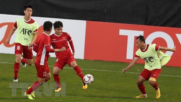 Chu tich VFF tin tuyen Viet Nam se tao bat ngo moi tai Asian Cup 2019 hinh anh 1