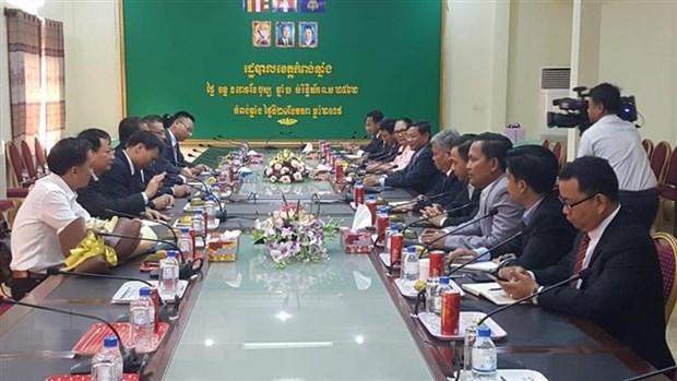Ho tro kieu bao ngheo tai Bien Ho o Campuchia don Tet nguyen dan hinh anh 1