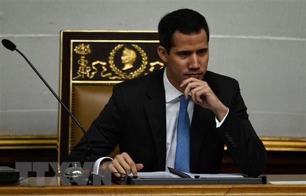 Quan doi Venezuela khong cong nhan tong thong lam thoi Juan Guaido hinh anh 1