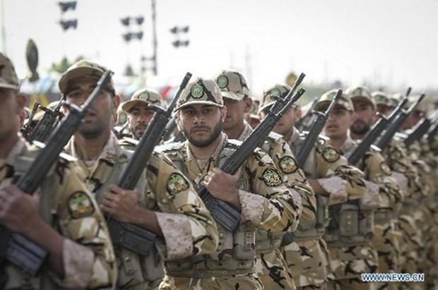 12.000 tan binh Iran dien tap cac chien thuat tan cong moi hinh anh 1