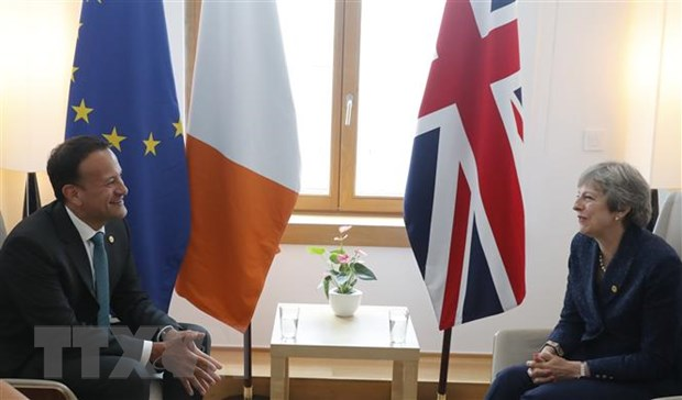 Van de Brexit: EU xem dieu khoan