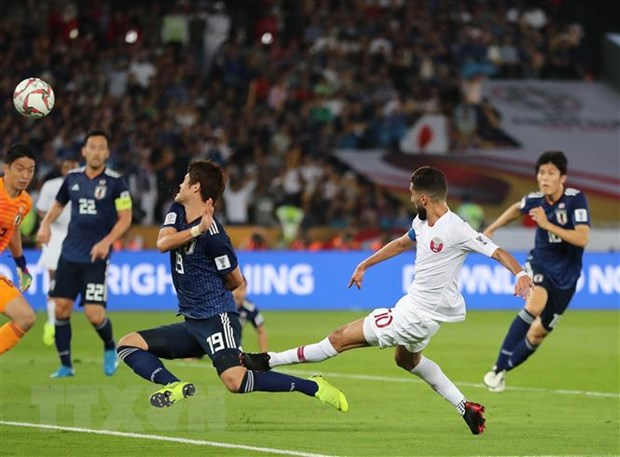 Doi tuyen Qatar - ong vua cua nhung ky luc Asian Cup 2019 hinh anh 2