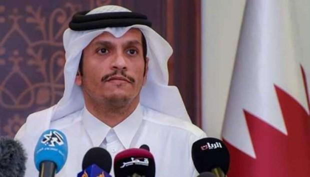 Qatar-Phap nhat tri thiet lap Doi thoai chien luoc tang cuong an ninh hinh anh 1