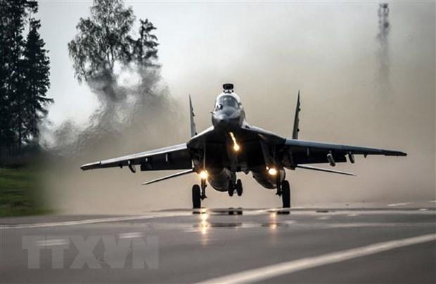 An Do dat mua 21 may bay chien dau MiG-29 cua Nga hinh anh 1