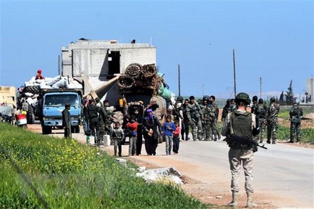 Nga cao buoc Phuong Tay muon duy tri hang o khung bo o Idlib hinh anh 1