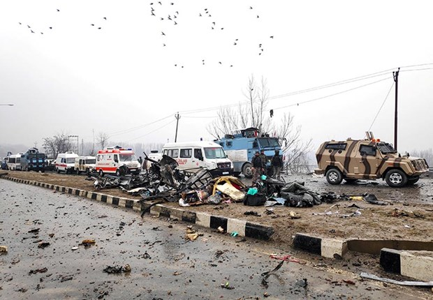 Pakistan khang dinh se trung phat to chuc JeM danh bom tai Kashmir hinh anh 1