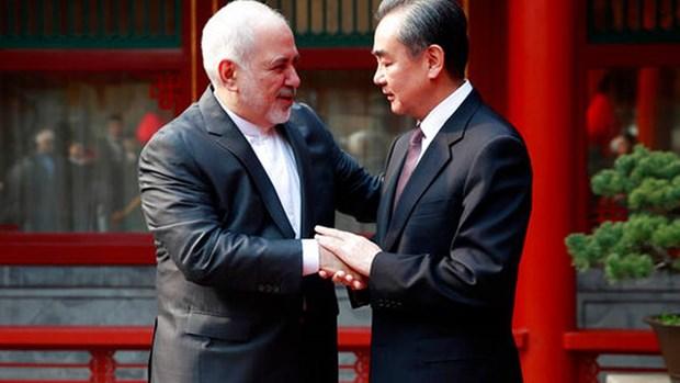 Trung Quoc muon lam 'sau sac hon long tin chien luoc' voi Iran hinh anh 1