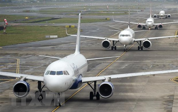 Hang hang khong Air India nhan duoc cuoc goi de doa cuop may bay hinh anh 1