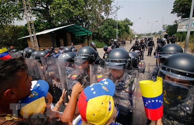 Trung Quoc phan doi vien tro vi muc dich chinh tri o Venezuela hinh anh 1