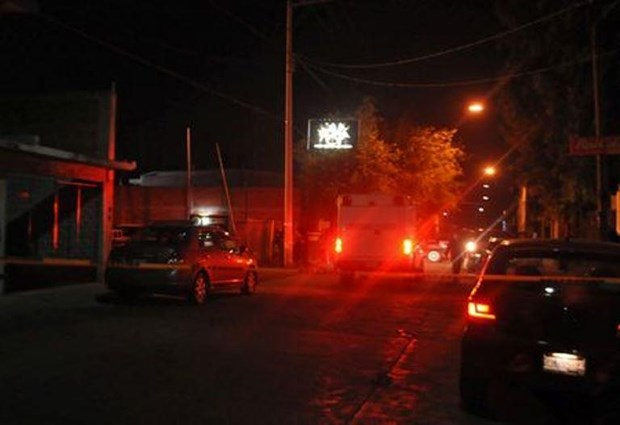 Mexico: No sung tai hop dem khien 15 nguoi chet, 4 nguoi bi thuong hinh anh 1