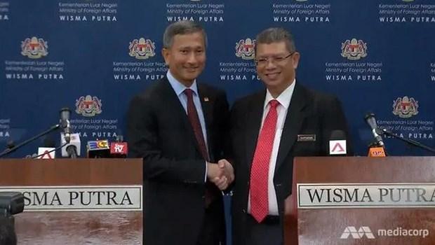 Singapore-Malaysia nhat tri quay lai ranh gioi ban dau ve hai cang hinh anh 1