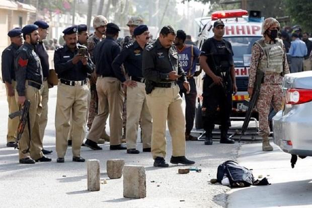 Pakistan: No bom tren duong ray tau hoa o Baluchistan gay thuong vong hinh anh 1