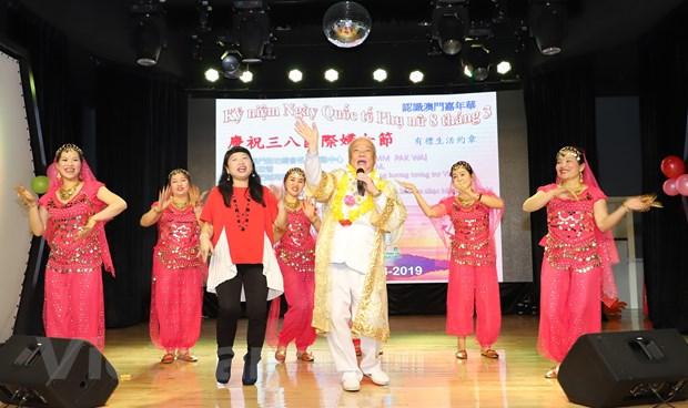 Cong dong nguoi Viet tai Macau duoc chinh quyen danh gia cao hinh anh 1