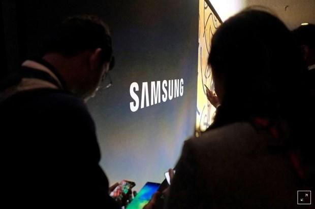 Samsung Electronics bi quan ve tinh hinh kinh doanh trong quy 1 hinh anh 1
