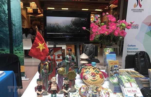 Viet Nam tham gia Ngay hoi van hoa cac nuoc ASEM tai Indonesia hinh anh 1
